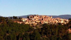 Blich aud Roussillon